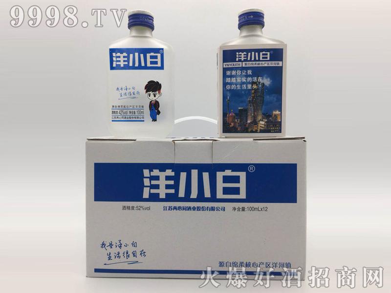 洋小白酒系列100mlx12