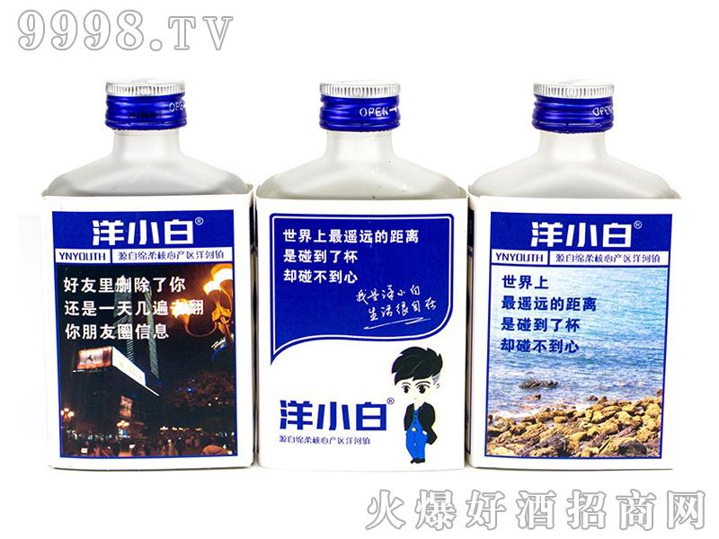 洋小白酒100ml系列