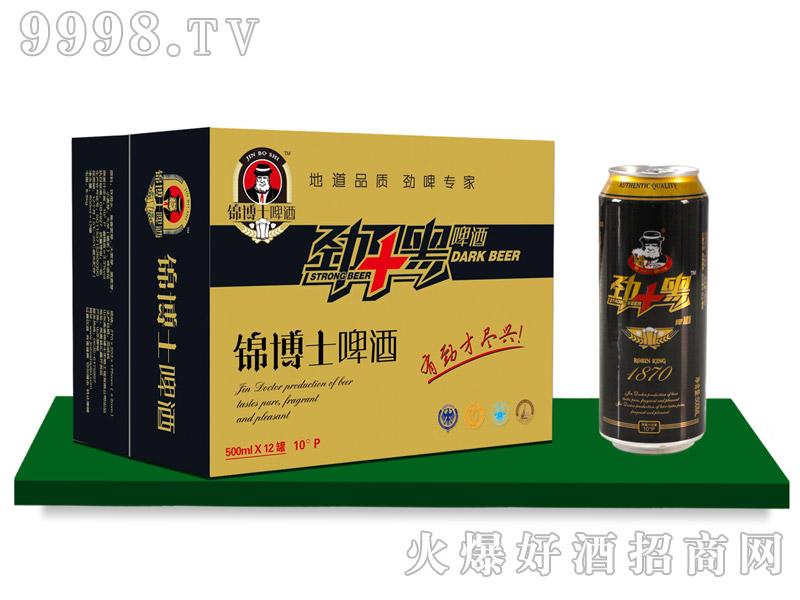 劲+黑啤500mlx12罐