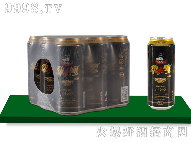 劲+黑啤500mlx9罐