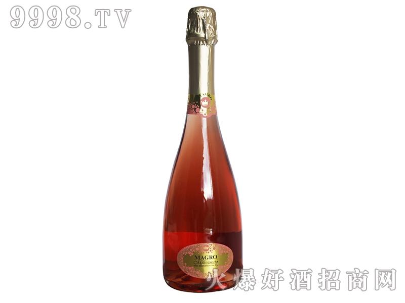 马格罗桃红起泡葡萄酒
