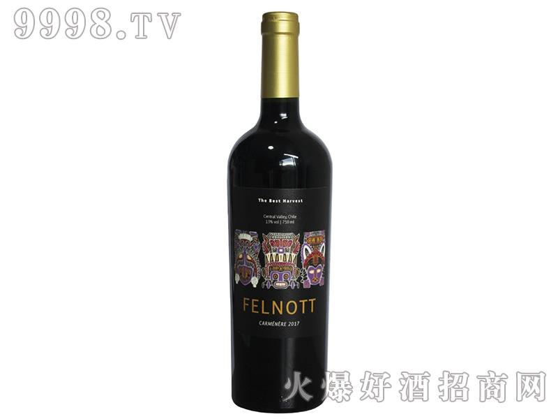斐诺特佳美娜红葡萄酒