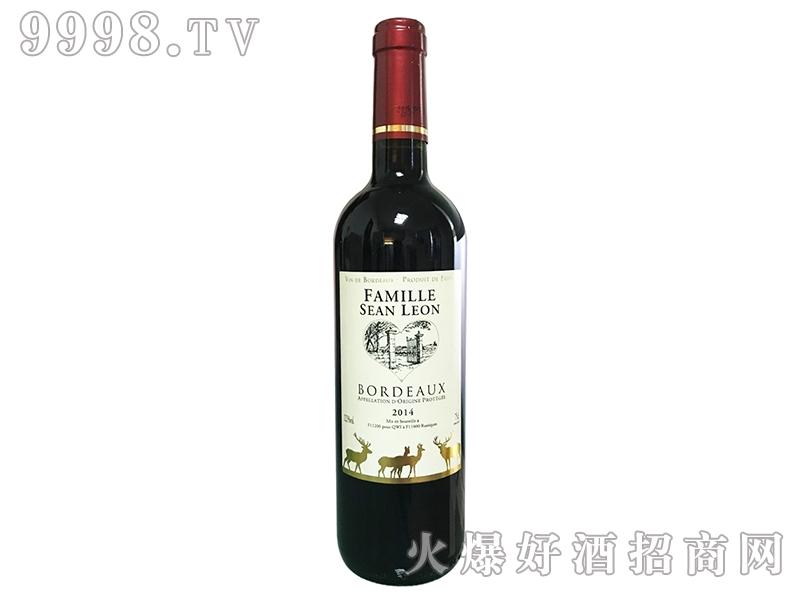 喜乐家族干红葡萄酒