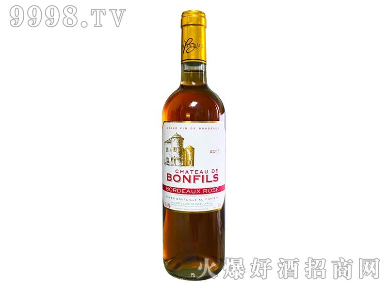 邦菲斯玫瑰红葡萄酒