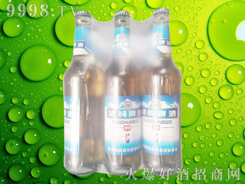 麦泉溪冰纯啤酒