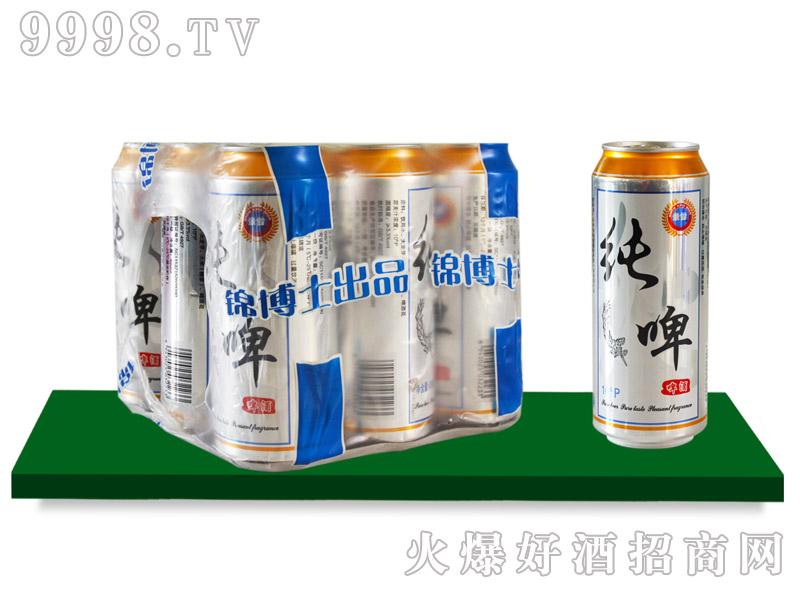 景雪纯啤塑包490mlx9罐