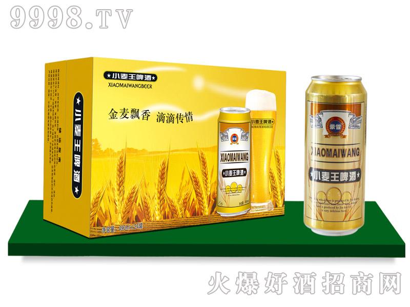 景雪小麦王啤酒490mlx24罐
