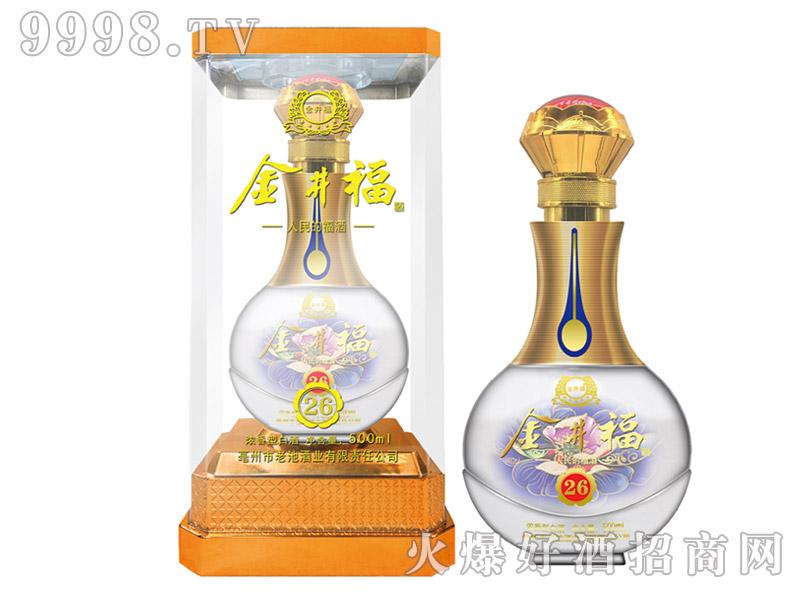 金井福酒浓香型500ml