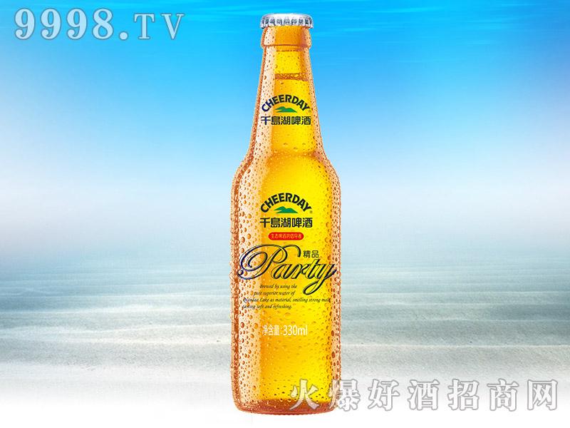 千岛湖啤酒・精品8度330ml