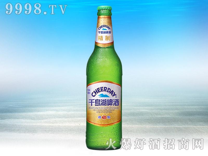 千岛湖啤酒・精制(新)7度488ml-啤酒招商信息