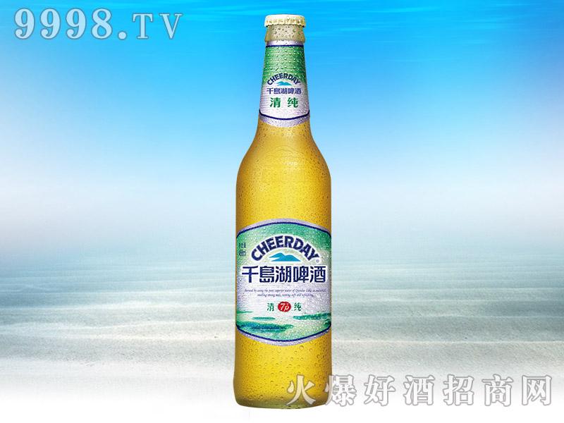 千岛湖乐虎体育直播app·白瓶清纯7度488ml