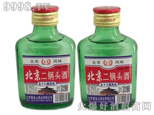 京唐北京二锅头100ml(绿瓶)