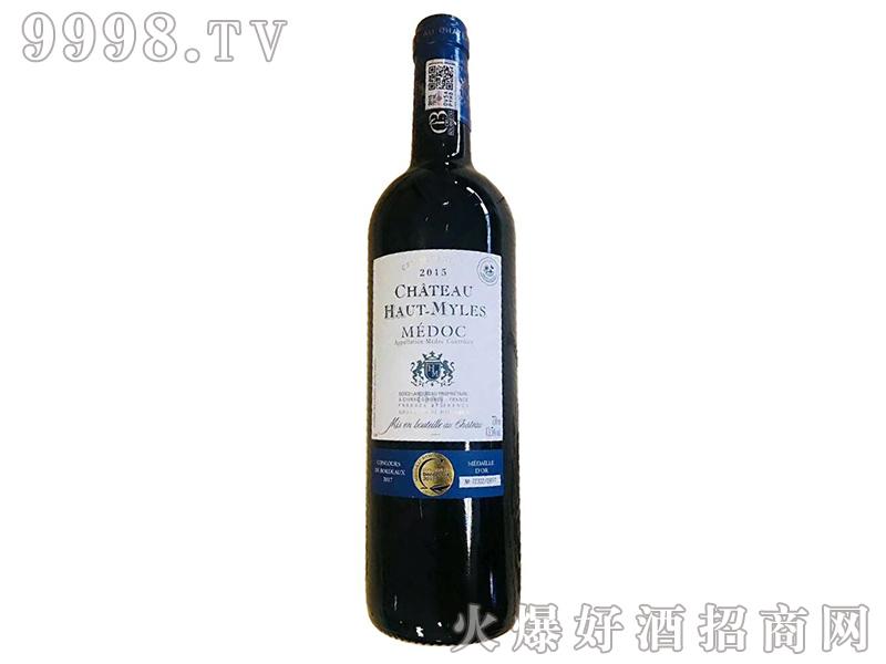 上米勒斯酒庄红葡萄酒2015款-红酒招商信息