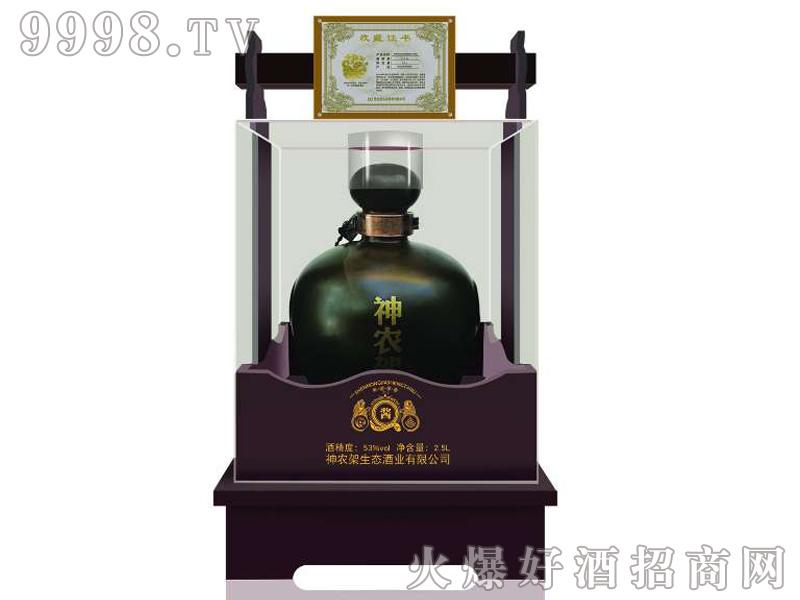 神农架生态酒(坛藏酱香)53度2.5L