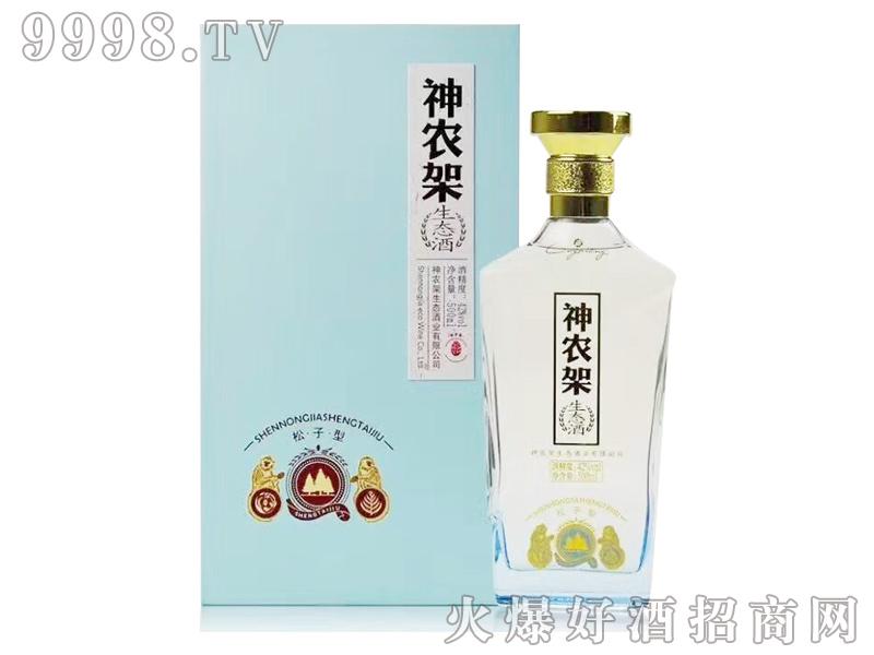 神农架生态酒(森级)42度500ml-白酒招商信息