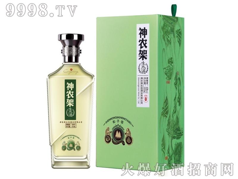 神农架生态酒(林级)42度500ml-白酒招商信息