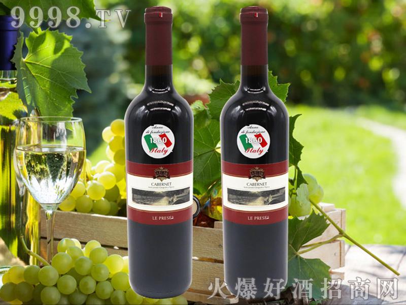 爱莱堡.卡贝纳红葡萄酒