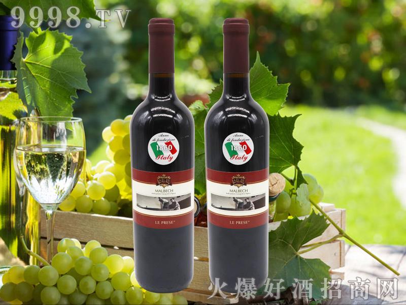 爱莱堡.马尔贝克红葡萄酒