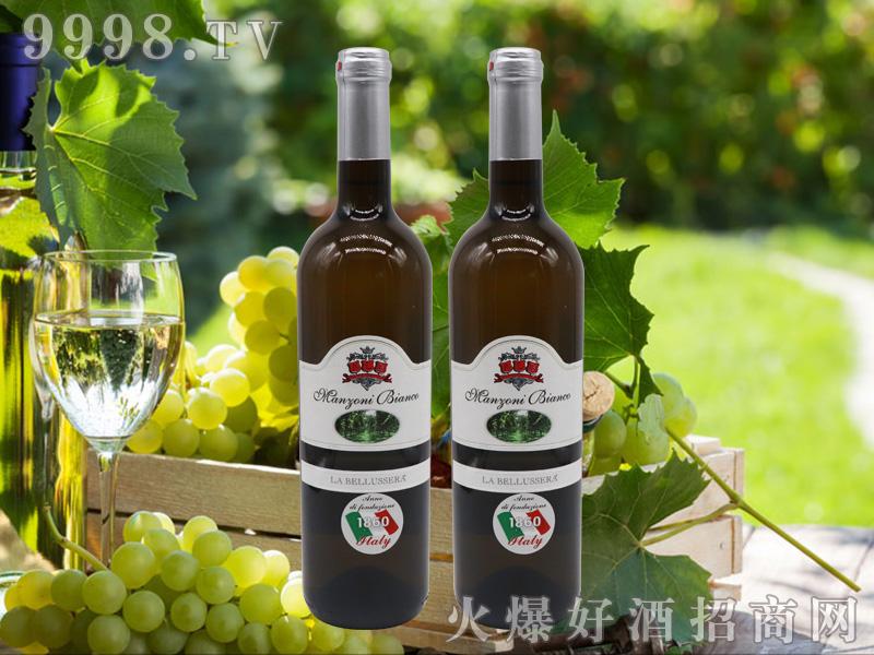 爱莱堡.曼佐尼白葡萄酒-红酒招商信息