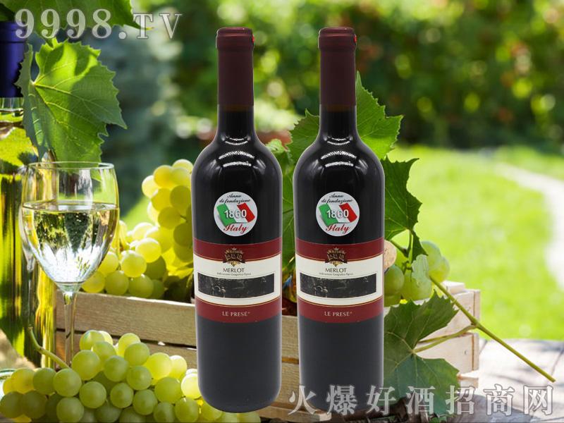 爱莱堡.梅洛红葡萄酒