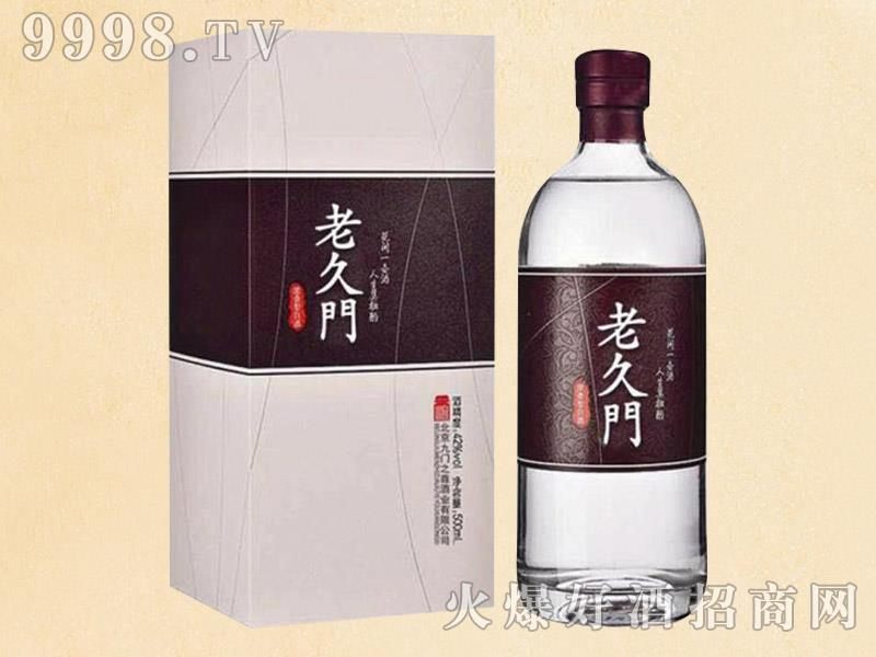 老久门酒42度500ml×6