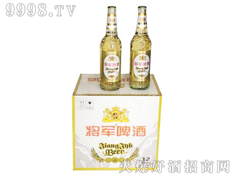 将军啤酒500mlx12瓶