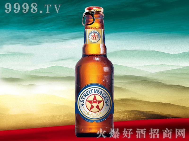 超级战车精酿双料拉格啤酒