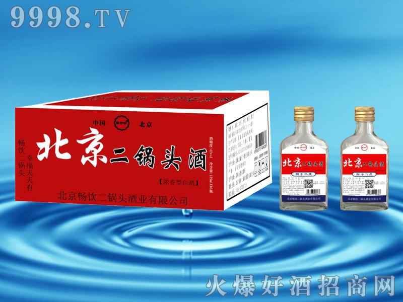 北京二锅头酒125mlx40瓶