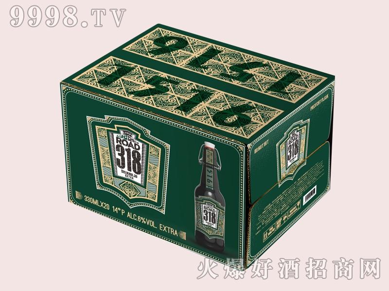 凯撒骑士啤酒318