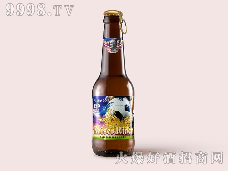 凯撒骑士啤酒足球杯12度