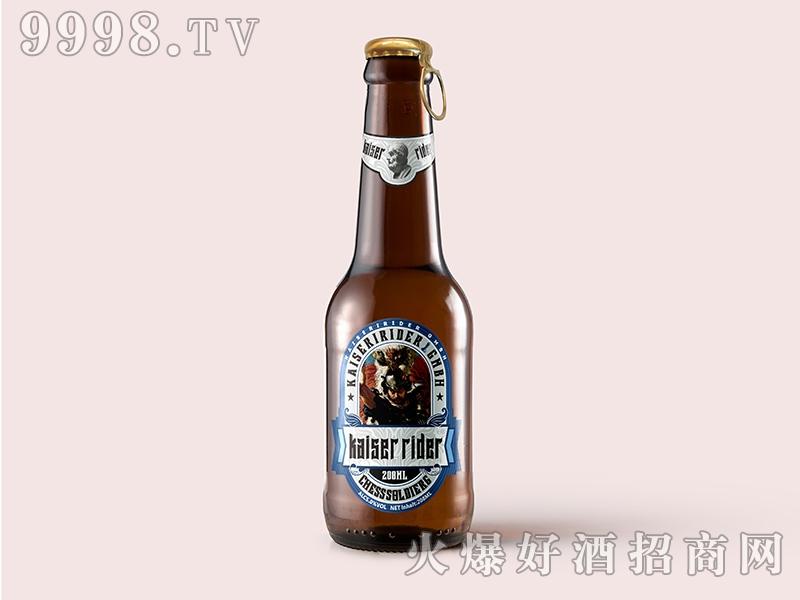 凯撒骑士啤酒小瓶
