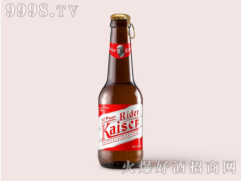凯撒骑士啤酒瓶装12度