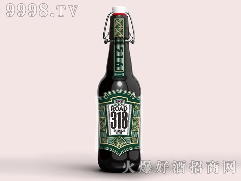 凯撒骑士啤酒318瓶装