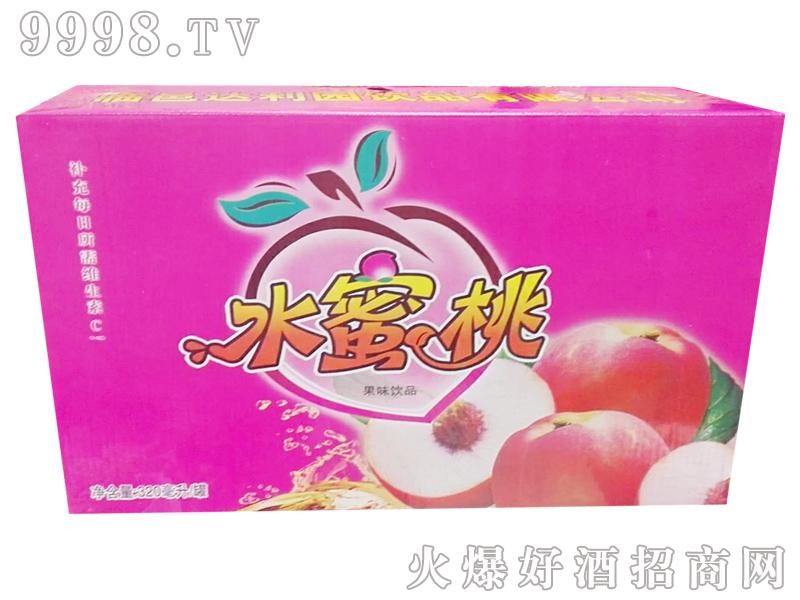 达利园水蜜桃果味饮品320ml罐