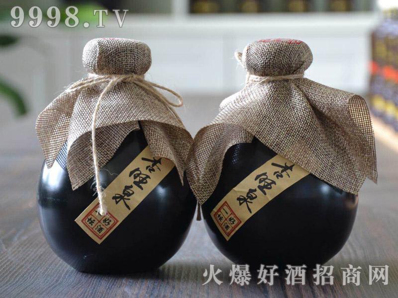 杏旺泉・一坛好酒-白酒招商信息