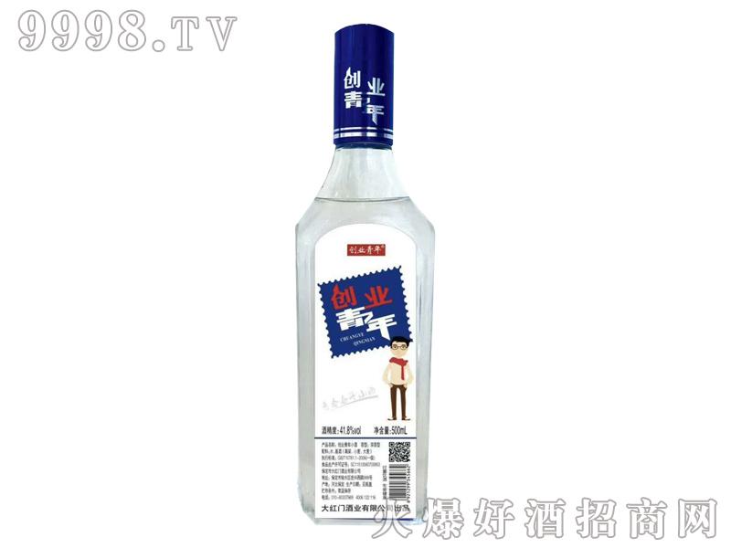 创业青年酒500ML