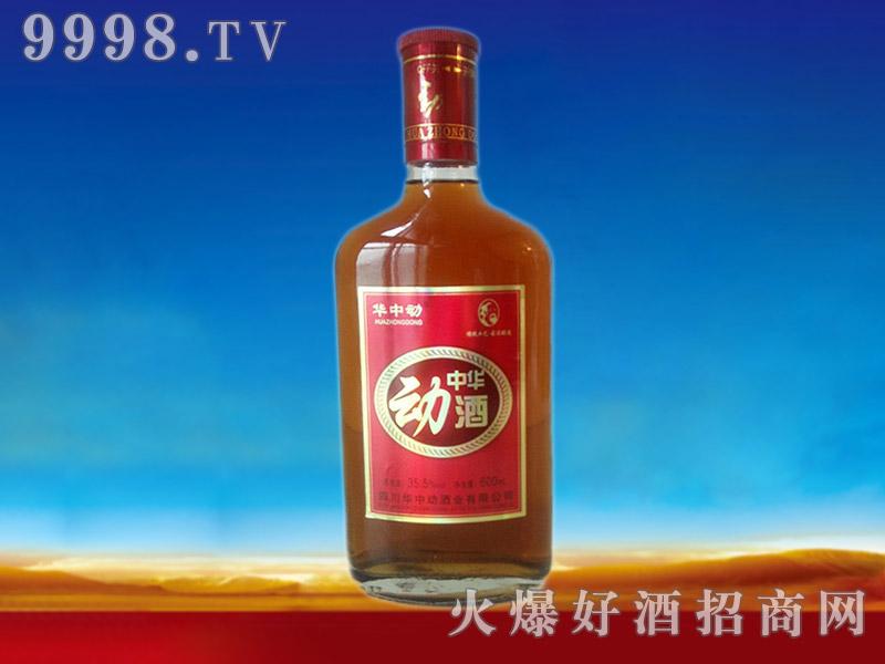华中动酒600ml-35.5%vol