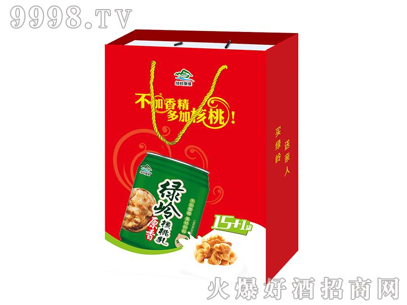 绿岭原香核桃乳礼盒
