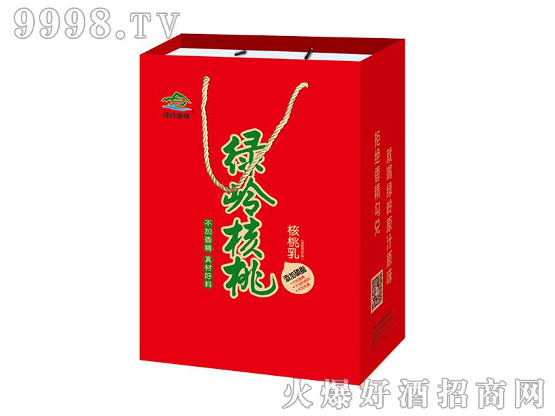 绿岭核桃乳礼盒-饮料招商信息