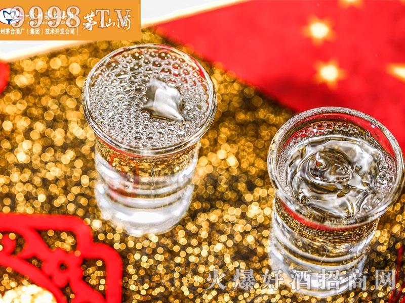茅仙酒・醇香(酒体)