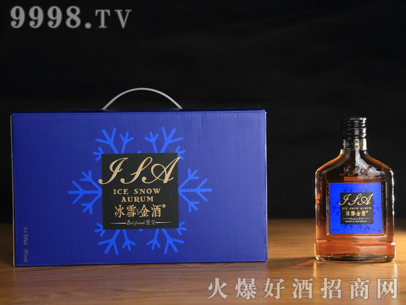 冰雪金酒・至交200ML-白酒招商信息