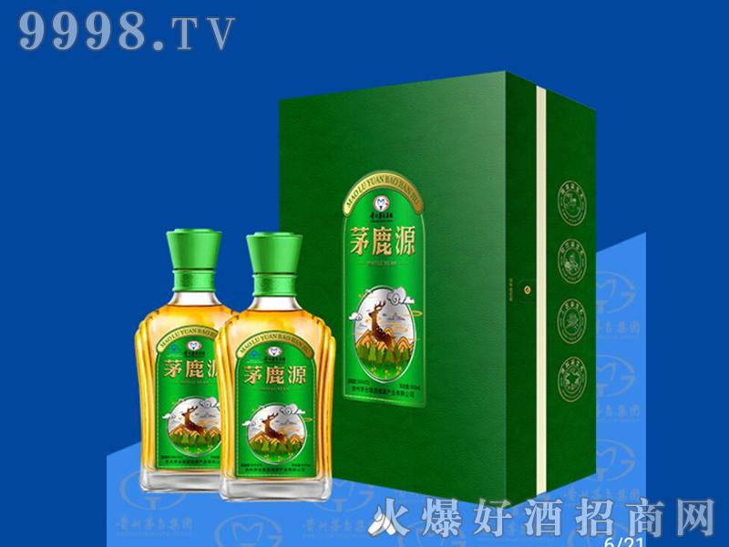 茅鹿源保健酒-500ml礼盒装