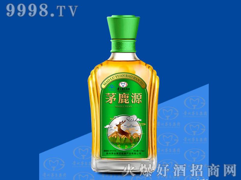 茅鹿源保健酒-125ml装