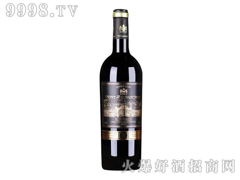 蒙博纳波尔多红葡萄酒