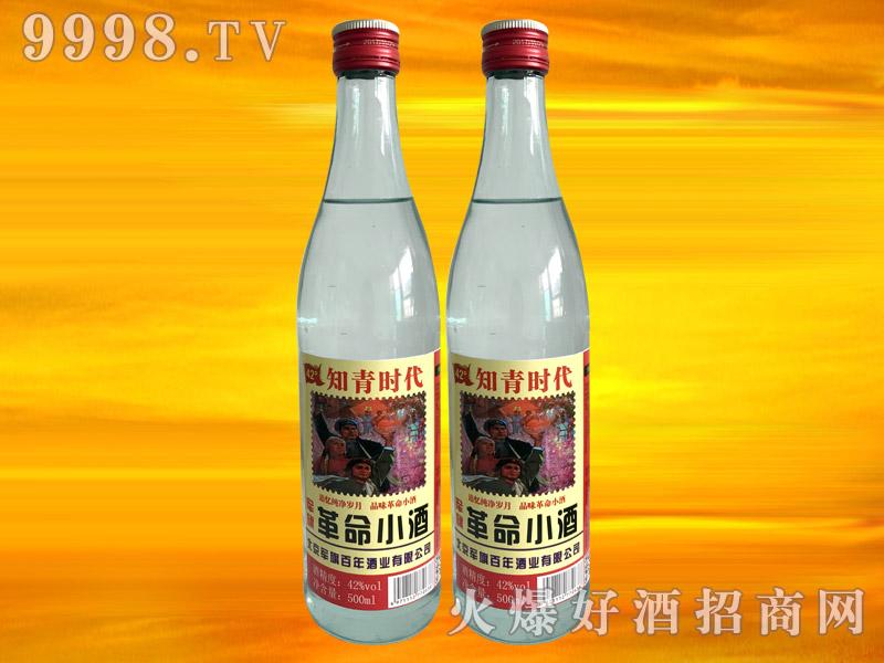 军旗百年革命小酒42°500ml