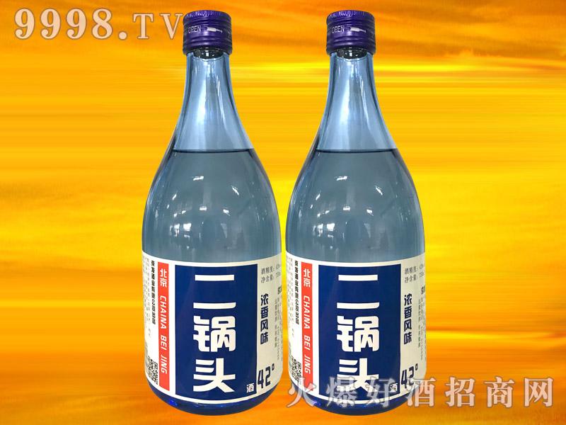 军旗百年北京二锅头酒42°750ml