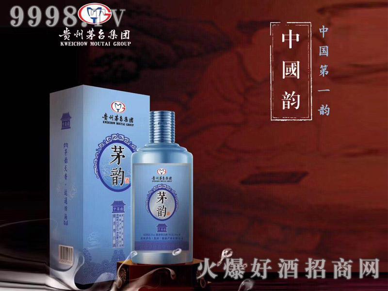 茅韵酒中国韵53°