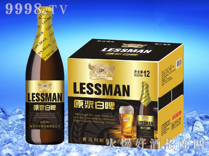 利斯曼原浆白啤500ml×12瓶