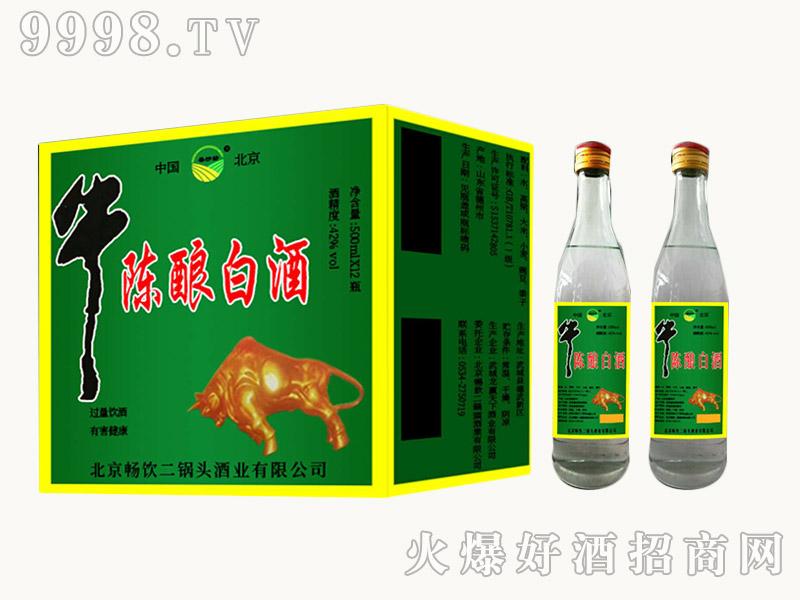 牛陈酿白酒42%vol