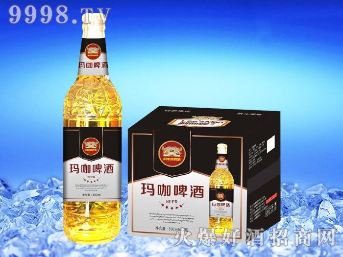 利斯曼玛咖啤酒500ml